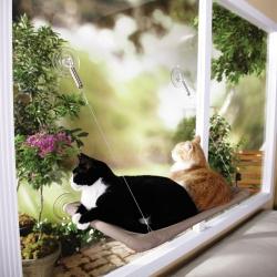Závěsný pelíšek pro kočku Sunny Seat