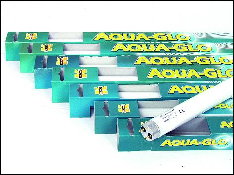Zářivka GLO Aqua Glo fialová T8 - 37 cm
