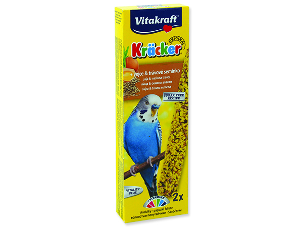 Kracker VITAKRAFT Sittich Egg