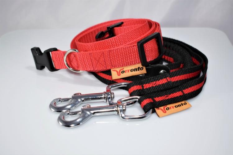 Pás pro běžecké přepínací vodítko- různé barvy Barva červená