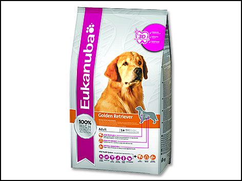 EUKANUBA Golden Retriever 12kg