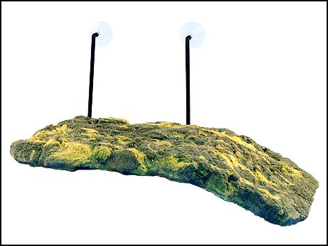 Ostrov ZOO MED pro želvy 12,5 x 28,5 cm