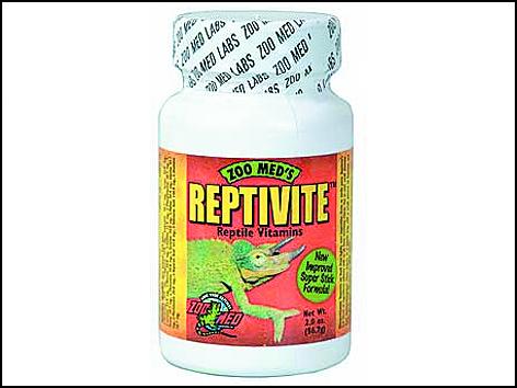 ZOO MED vitamíny Reptivite