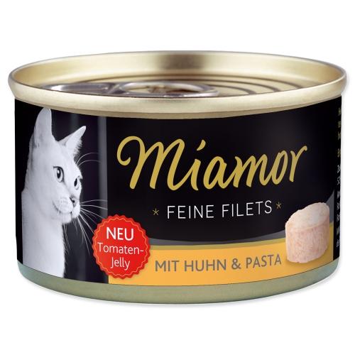 Konzerva MIAMOR Filet kuře + těstoviny 100 g