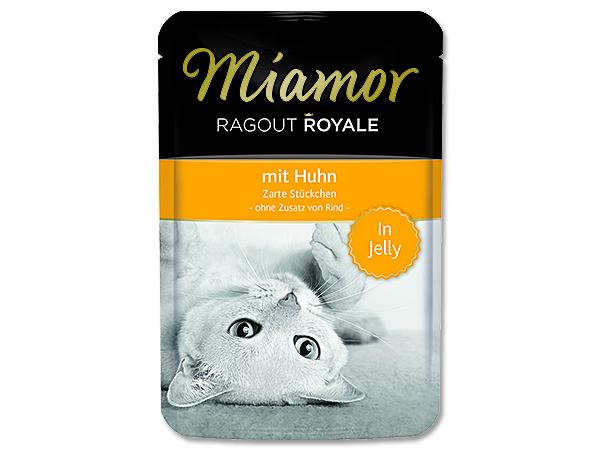 Kapsička MIAMOR Ragout kuře 100 g