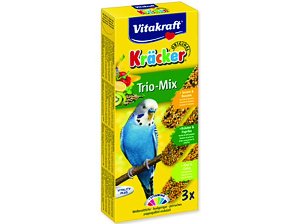 Kracker VITAKRAFT Sittich Banana + Kiwi + Fig
