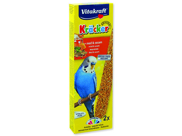 Kracker VITAKRAFT Sittich Honey