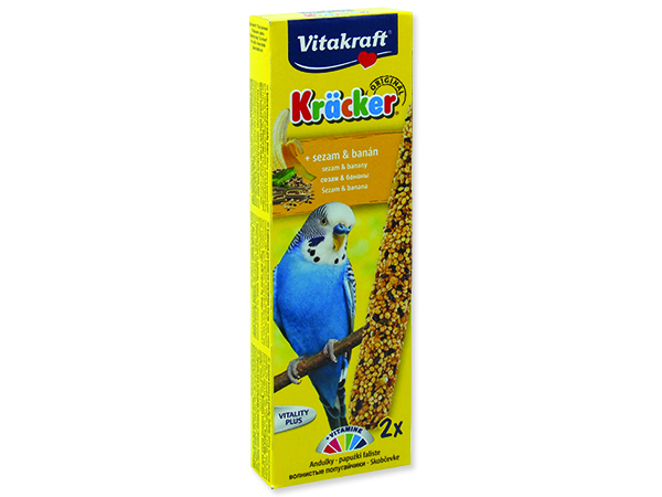 Kracker VITAKRAFT Sittich Banana