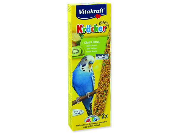 Kracker VITAKRAFT Sittich Kiwi