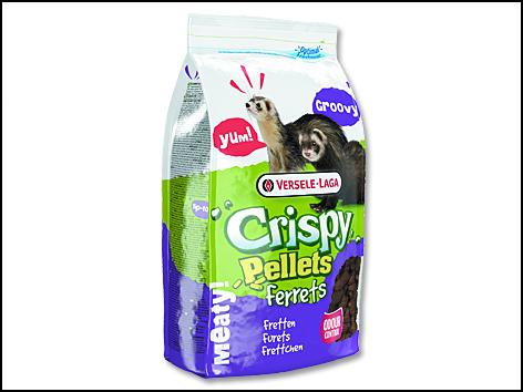 Krmivo VERSELE-LAGA Crispy pelety pro fretky 1kg