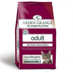 ARDEN GRANGE CAT ADULT CHICKEN POTATO 8KG