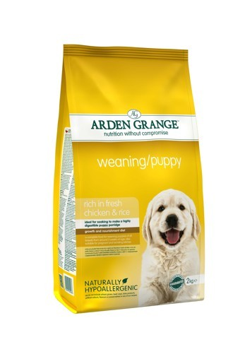Arden Grange Weaning/Puppy rich in fresh chicken 2kg