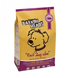 BARKING HEADS Fat Dog Slim 12 kg + slevový kupon na 100Kč + dopr