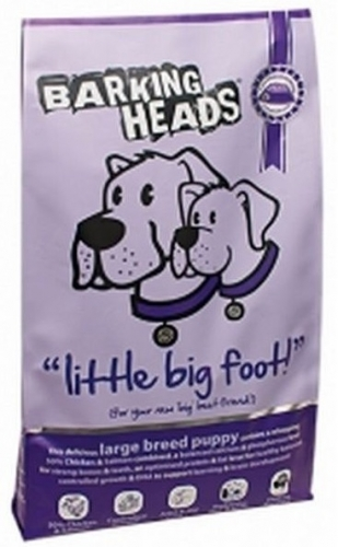 BARKING HEADS LITTLE BIG FOOT 12 kg + slevový kupon na 100Kč + d