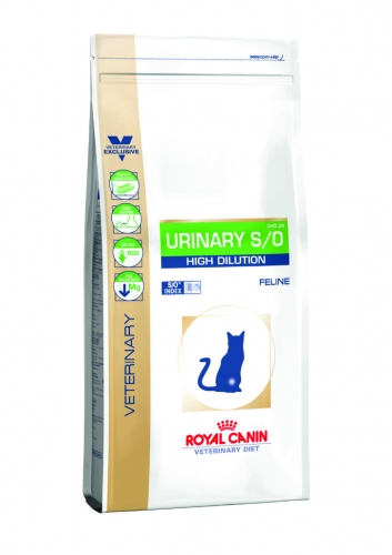 ROYAL CANIN VD CAT URINARY HIGH DILUTION 3,5 kg