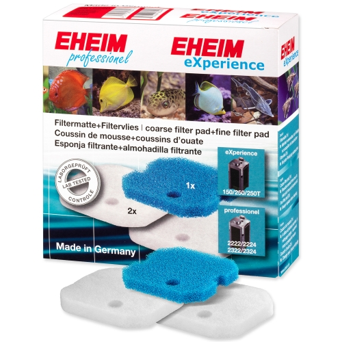 Náplň EHEIM molitany sada Experience 150/250/250T