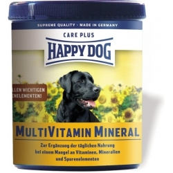 HAPPY DOG MULTIVITAMIN MINERAL 1 KG