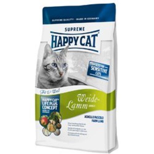 Happy Cat Adult Weide-Lamm / Jehněčí 1 kg