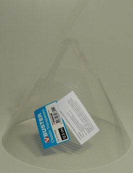 Límec ochranný BUSTER plastový Classic Collar 12,5cm