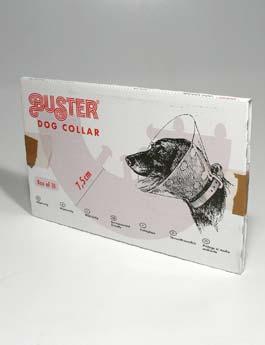 Límec ochranný BUSTER plastový Classic Collar 7,5cm