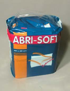 Podložka 40x60cm Abri-soft Superdry bal 60ks