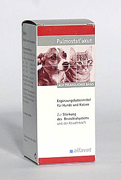 Pulmostat Akut 100ml