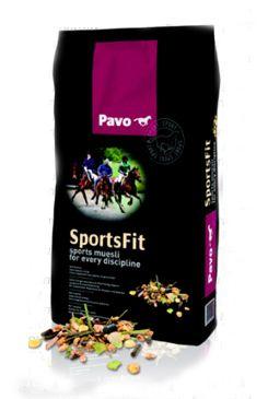 PAVO Muesli SportsFit 15kg