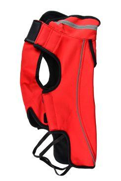 Obleček Softshell Červená chili 32cm S KRUUSE