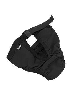 Kalhotky hárací Hurtta Outdoors Breezy XXL černé