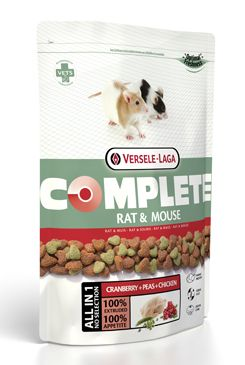 VL Krmivo pro potkany a myši Rat&Mouse Compl. 500g