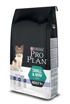 ProPlan Dog Adult 9+ Sm&Mini 700g