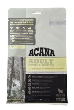 Acana Dog Adult Small Breed Heritage 340g