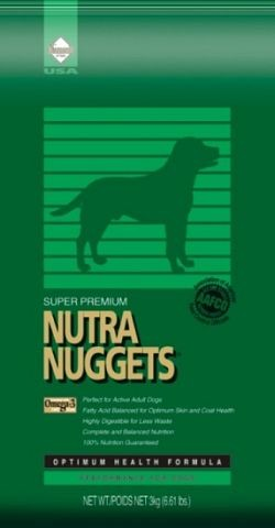 Nutra Nuggets Adult Large Breed 15kg