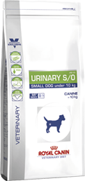 Royal Canin VD Urinary S/O Small Dog 1,5 kg
