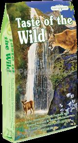 Taste of the Wild granule pro kočky Rocky Mountain 2kg