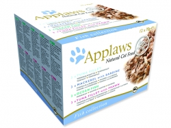 Konzervy APPLAWS Fish Selection Multipack 12 x 70 g