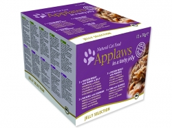 Konzervy APPLAWS Jelly Selection Multipack 12 x 70 g