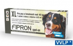 a.FIPRON spot-on-XL-nad 40kg-10511