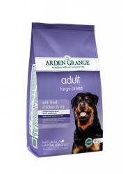 Arden Grange Adult Large Breed with fresh chicken & rice 12 kg