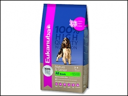 EUKANUBA Mature & Senior Lamb & Rice 12kg