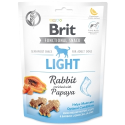 BRIT Care Dog Functional Snack Light Rabbit