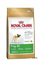 Royal canin Breed Mops 1,5kg