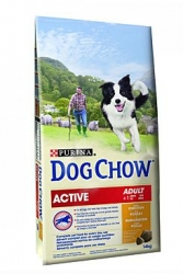 Purina Dog Chow Active Chicken 14kg