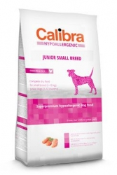 Calibra Dog HA Junior Small Breed Chicken  7kg NEW